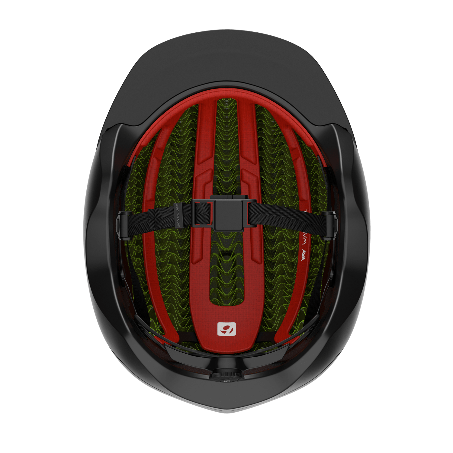 charge helmet bottom