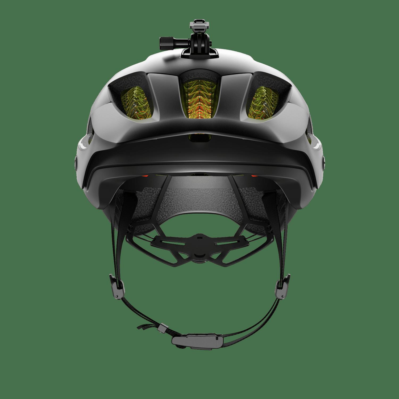 blaze helmet front