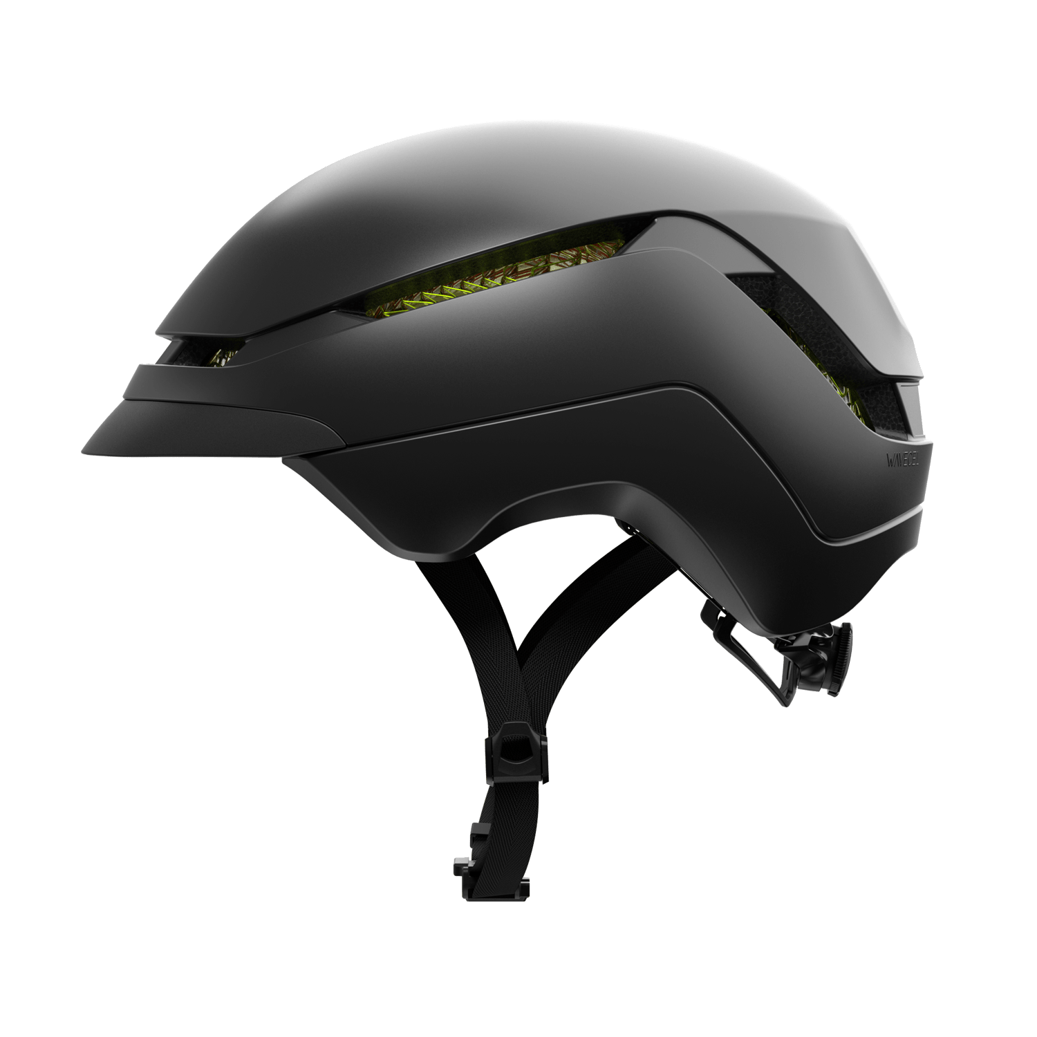 charge helmet side